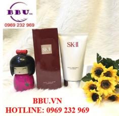 Sữa rửa mặt dưỡng da SK-II Facial Treatment Gentle Cleanser 120g của Nhật Bản