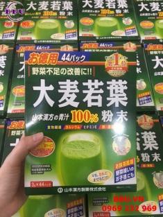Bột lúa mạch Barley Nhật Bản