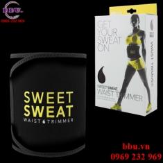 Đai Nịt Bụng Tan Mỡ Sweet Sweat Waist Trimmer (20 cm x 105 cm)