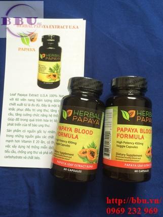 Thuốc điều trị ung thư papaya