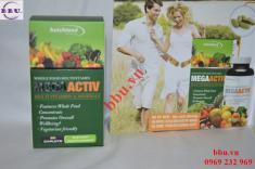 MegaActiv bổ sung vitamin và khoáng chất từ trái cây