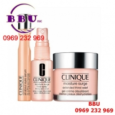 clinique set all about moisture