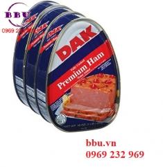Review Thịt hộp Dak Premium Ham của Mỹ