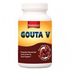 Pharmekal Gouta V ngăn ngừa và hỗ trợ điều trị Gout