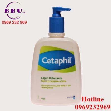 Sữa dưỡng thể CETAPHIL Moisturizing Lotion