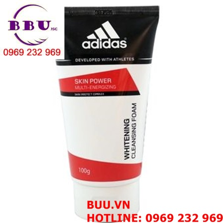 Adidas Skin Power Whitening Cleansing Foam
