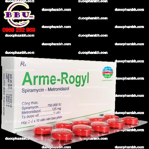 Thuốc ARME-ROGYL