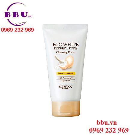 Sữa Rửa Mặt Egg White Perfect Pore Cleansing Foam