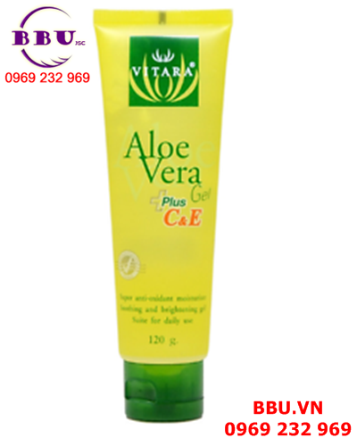 Gel dưỡng ẩm và trẻ hóa da Aloe Vera tốt