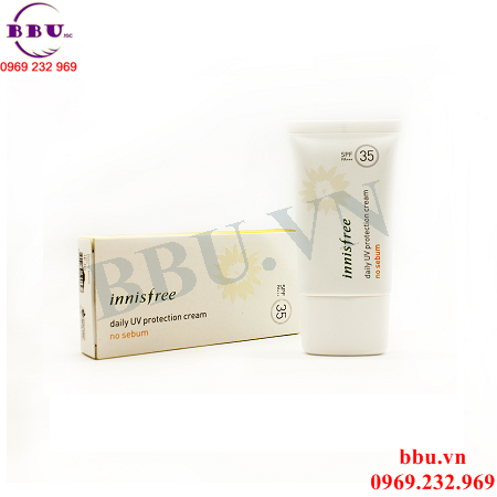 Kem Chống Nắng Daily UV Protection Cream No Sebum