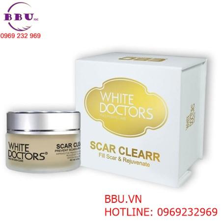 Kem đặc trị sẹo rỗ White Doctors ( Scar Clearr )