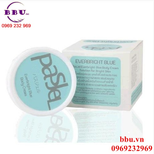 Kem dưỡng da EVERBRIGHT BLUE Body Cream PASJEL