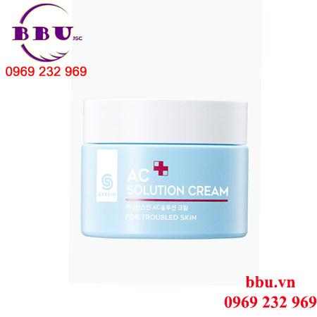 Kem dưỡng da G9 Skin AC Solution Cream