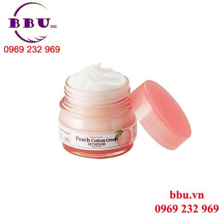 Kem dưỡng da mặt Skinfood Premium Peach Cotton Cream