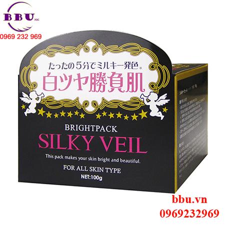 Kem dưỡng trắng da Silky Veil Nhật