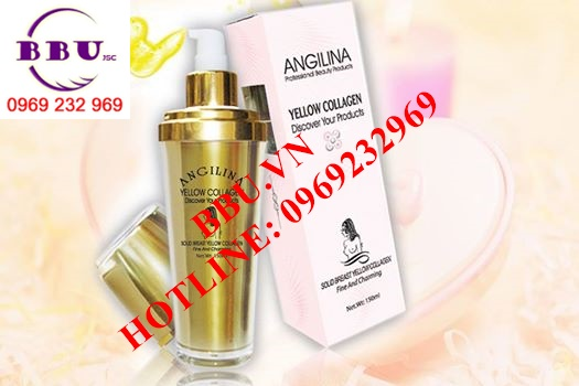 Kem Nở Ngực Angilina Collagen - Mỹ