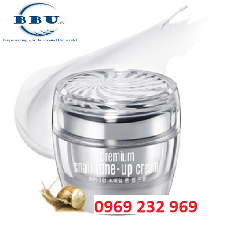 Kem dưỡng da Tinh chất Ốc sên Premium Snail Tone Up Cream