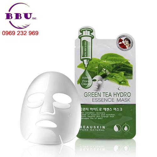 Mặt nạ dưỡng da GREEN TEA HYDRO ESSENCE MASK