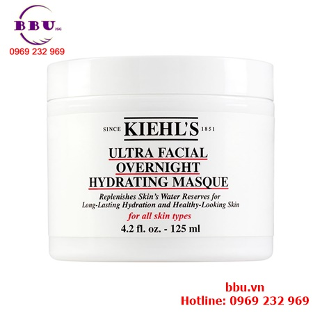 Mặt nạ ngủ Kiehls Ultra Facial Overnight Hydrating Masque