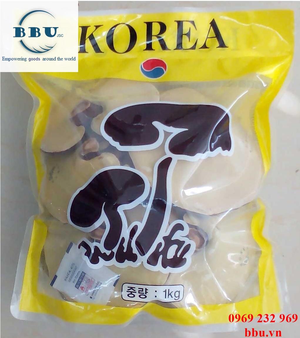 Nấm linh chi túi vàng Hàn Quốc tốt nhất