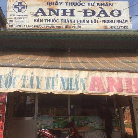 Nhà Thuốc Ánh Đào - Bình Phước