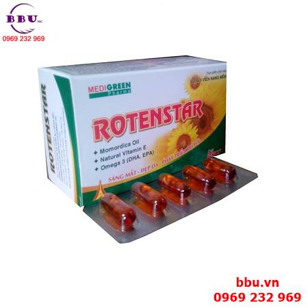 Viên uống Rotenstar