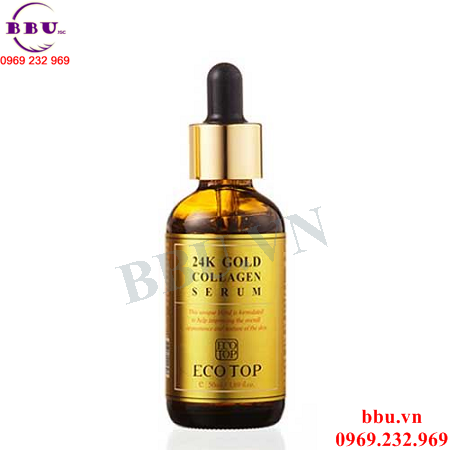 Serum 24K Gold Collagen Ecotop