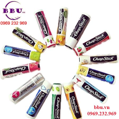 Son Dưỡng Chapstick Lip Care Moisturizer Spf12 Của Mỹ