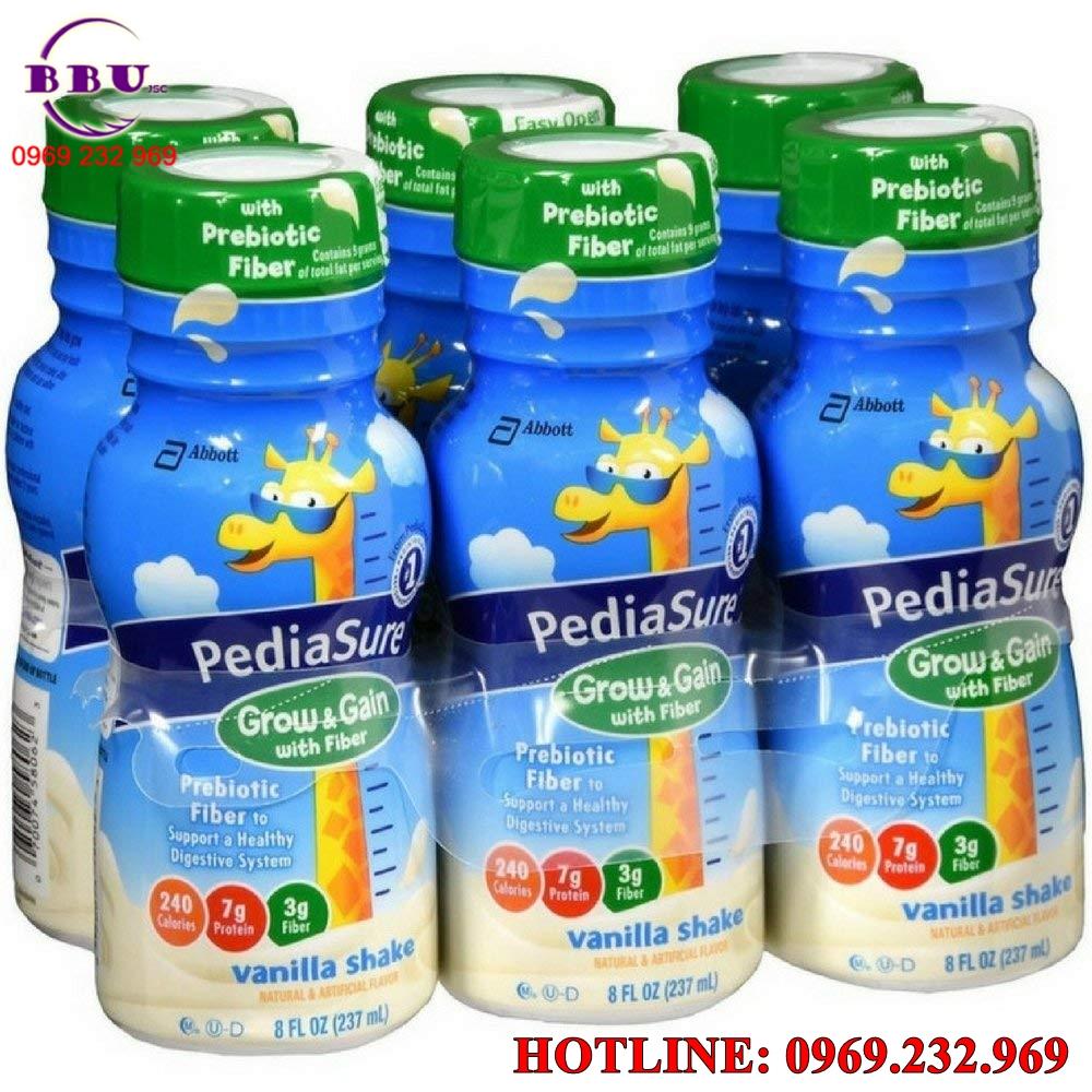Sữa nước Pediasure Fiber