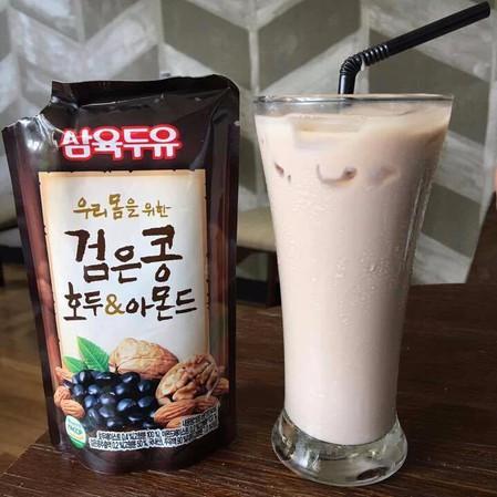Sữa đậu đen, óc chó, hạnh nhân vegemil (thùng 20 bịch)