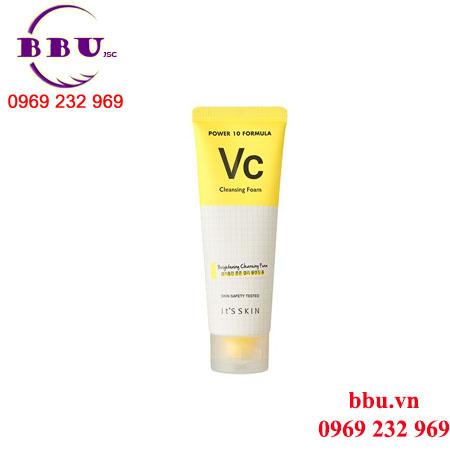 Sữa rửa mặt Power 10 Formula Vc Cleansing Foam