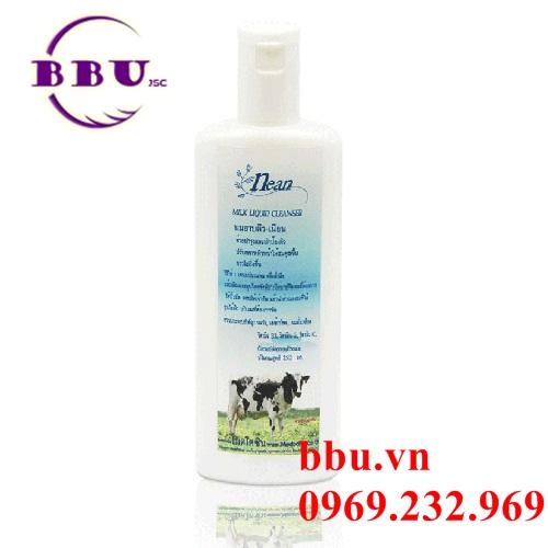 Sữa tắm trắng da Yanhee Nian Milk Liquid Cleanser