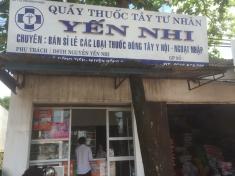 Nhà thuốc Yến Nhi Bình Phước
