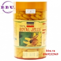Costar Royal Jelly 1450mg 365 Capsules Australian Made