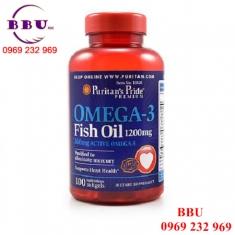 Dầu cá cung cấp Omega3