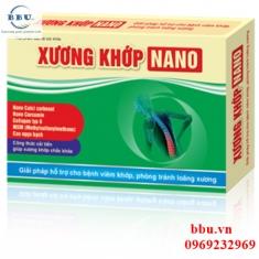 Điều trị các bệnh viêm khớp Xương Khớp Nano