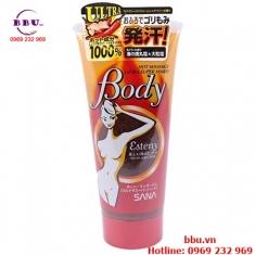 Kem tan mỡ Hot Massage Body 240g của Nhật Bản