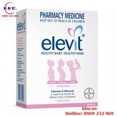 Thuốc Elevit dành cho bà bầu loại 100 viên của Úc (Bayer Australia)
