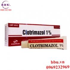 Thuốc bôi Clotrimazol 5g trị các loại nấm