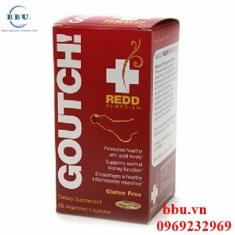 Thuốc điều trị bệnh gout Redd Remedies Goutch 60 viên