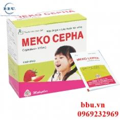 Thuốc kháng sinh điều trị viêm xoang, viêm họng, viêm amidan, viêm thanh quản MekoCepha
