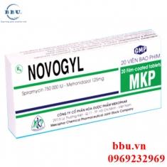 Thuốc khánh sinh điều trị nhiễm khuẩn răng, viêm miệng, viêm nướu răng, nha chu Novogyl