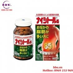 Thuốc uống giúp giảm Cân, làm tan Mỡ Bụng 85 hộp 336 viên của Nhật Bản