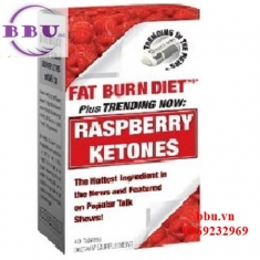 Thuốc giảm cân Raspberry Ketones 40 viên