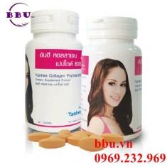 Collagen Yanhee Peptide 600 chống lão hóa, xóa nếp nhăn