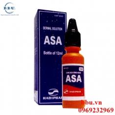 DD ASA/BSI 12ml điều trị các bệnh nhiễm ngoài da