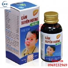 Điều trị cảm cúm Cảm xuyên hương