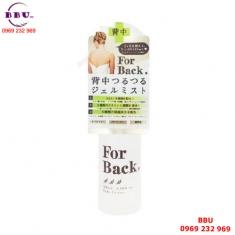 Gel trị mụn lưng dạng xịt For Back