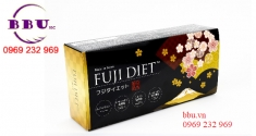 Viên uống hỗ trợ giảm cân fuji diet của Nhật
