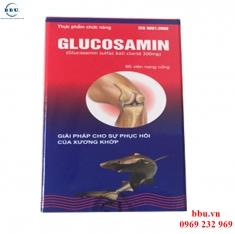 Glucosamin điều trị đau nhức, thoái hóa khớp